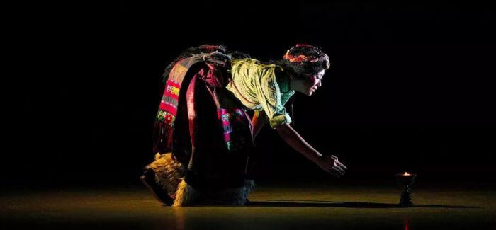 舞剧:用无声的语言讲故事