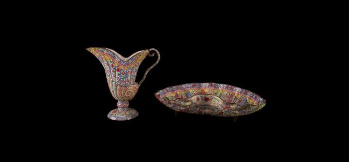 广东省博物馆中的希腊珠宝与珐琅