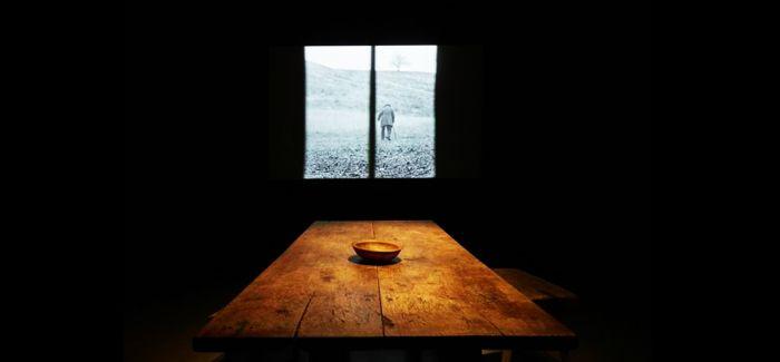 阿姆斯特丹电影博物馆中的安德烈·塔可夫斯基