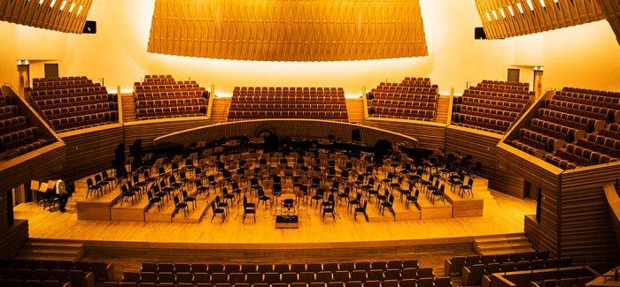 上海交响乐团建团140周年庆典音乐会拉开序幕
