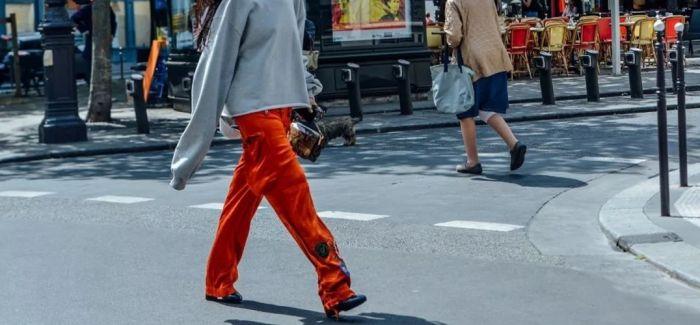 让你爱不释手的卫衣+阔腿裤
