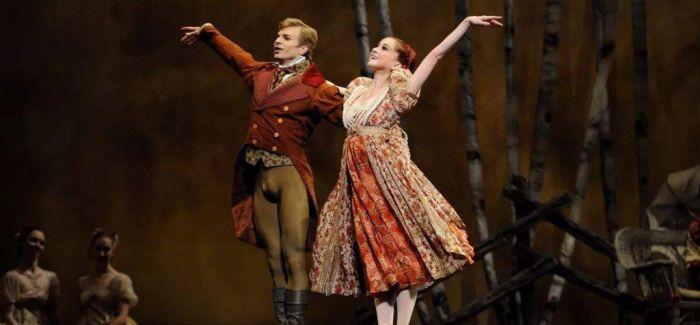 芭蕾舞剧《柴可夫斯基》拉开中国国际芭蕾演出季序幕