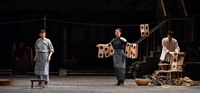 10年后 北京人艺《窝头会馆》再登台