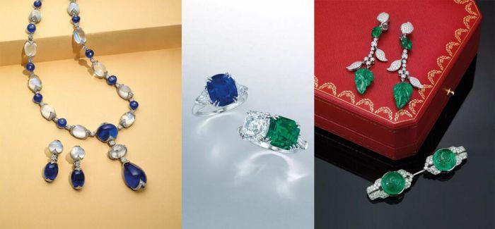 珍珠首饰 复古彩宝 不容错过的佳士得香港秋拍