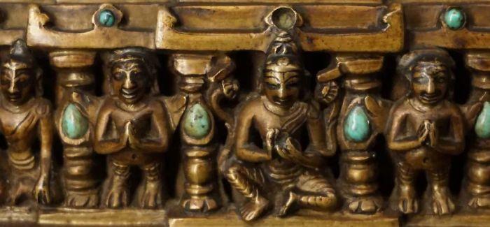 故宫与止观美术馆中的佛教造像