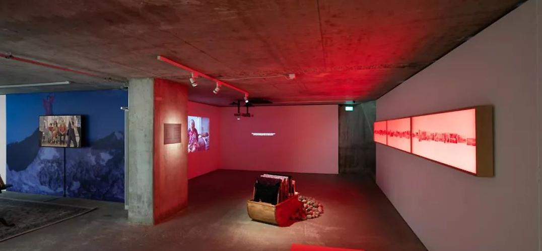 在柏林时代艺术中心品味身份的认同