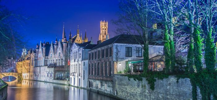 比利时的优雅和从容