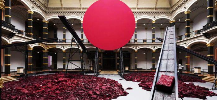 """""""安尼施·卡普尔""""中国首次大型展览即将开启"""