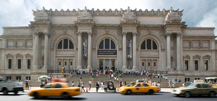 大都会艺术博物馆壁龛首次被填充