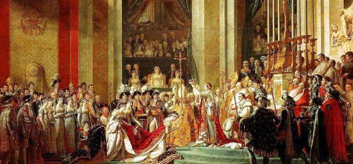 从太阳王到拿破仑 静观欧洲艺术演变历程