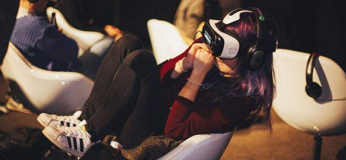 3D沉浸式VR电影《半百》入围釜山电影节