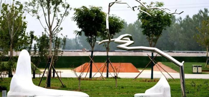 2019中国·衡水(国际)城市雕塑艺术节在饶阳举行
