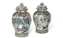 佳士得珍品拍卖 彰显中国艺术浓厚底蕴与精湛工艺