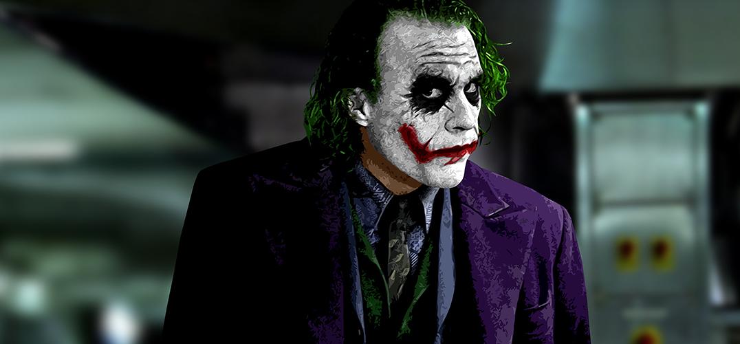 小丑 我们要如何对你温柔以待?