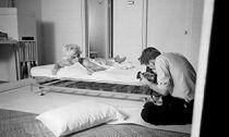 为梦露拍照的1959年哈苏相机上拍佳士得