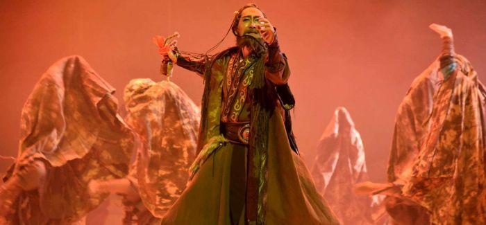 """民族舞剧《驼道》讲述千年""""茶路印象"""""""