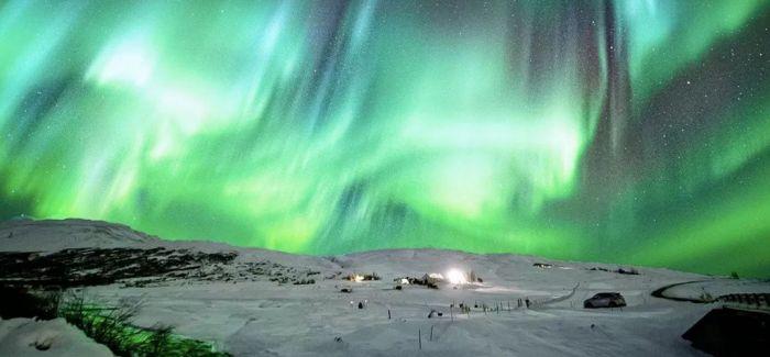 走遍天下 拍摄绝美的星空