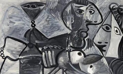 ﹁看见毕加索:现代缔造者﹂