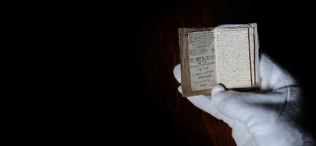 迷你版《简·爱》手稿将在英国拍卖