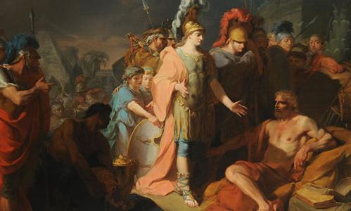 ﹁美术的诞生:从太阳王到拿破仑﹂