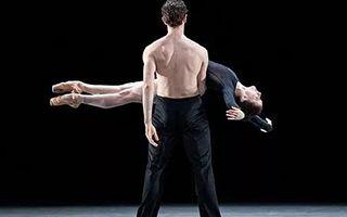 芭蕾舞对关系的表达