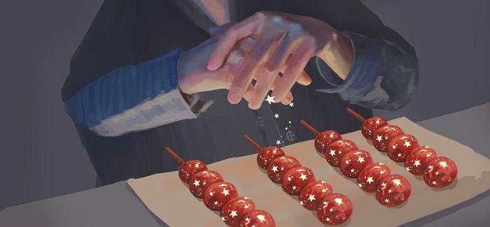 """是时候来一串""""正点""""的糖葫芦了"""