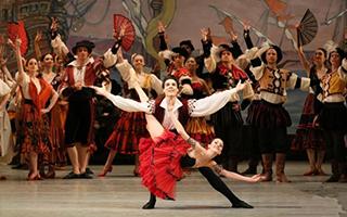 马林斯基剧院芭蕾舞团来华助力2019国家大剧院舞蹈节
