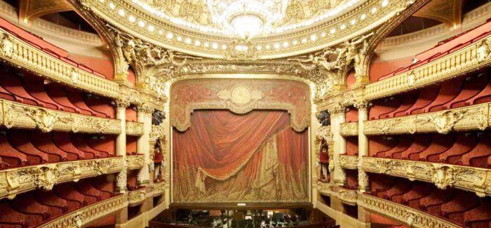 当巴黎国家歌剧院350岁生日遇见汉唐音乐年