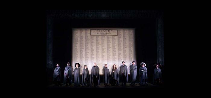 音乐剧《泰坦尼克号》:至暗时刻的人物群像