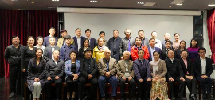 国内首个艺术口述史数据库在南京艺术学院发布