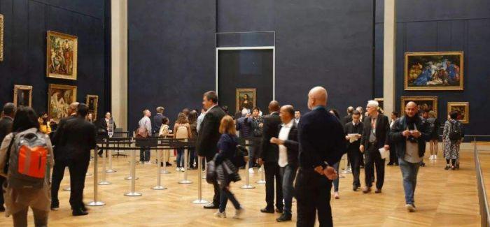 《维特鲁威人》亮相达·芬奇逝世500周年回顾展