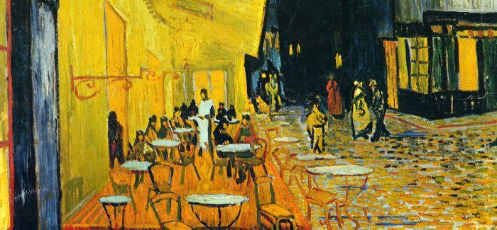 咖啡馆:艺术灵感的栖息地