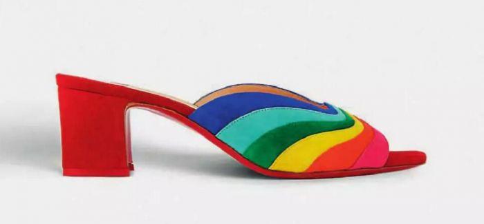 红底高跟鞋的故事