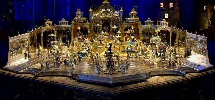 绿穹珍宝馆价值近10亿欧元的文物被盗