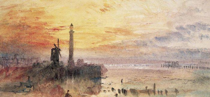 西方艺术中那些关于大海的臆想