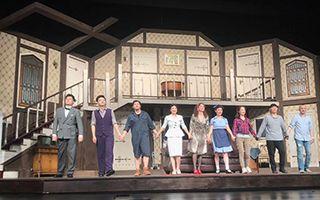 回望第三届老舍戏剧节