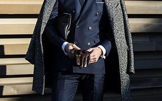 大衣的时尚打开方式