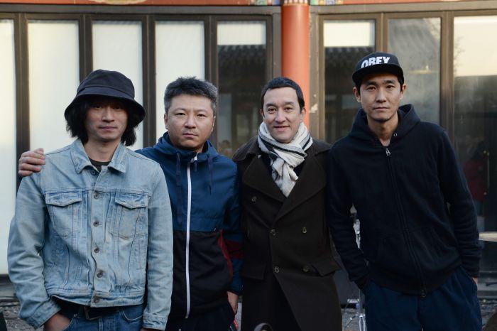 17左起:黄锦、张蔚、秦思源、邓博宇