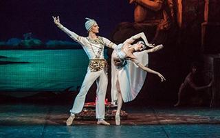 如何用东方世界异国情调成就芭蕾舞剧《舞姬》
