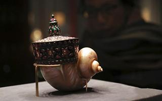 280件故宫和扎什伦布寺珍贵文物共同亮相午门