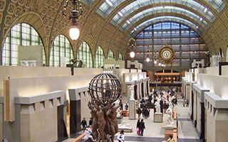 法国多家博物馆因全国大罢工而闭馆