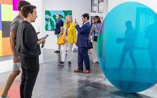 在巴塞尔迈阿密博览会中窥探美洲艺术市场