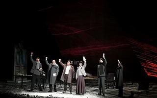 中央歌剧院原创歌剧《萧红》在北京首演