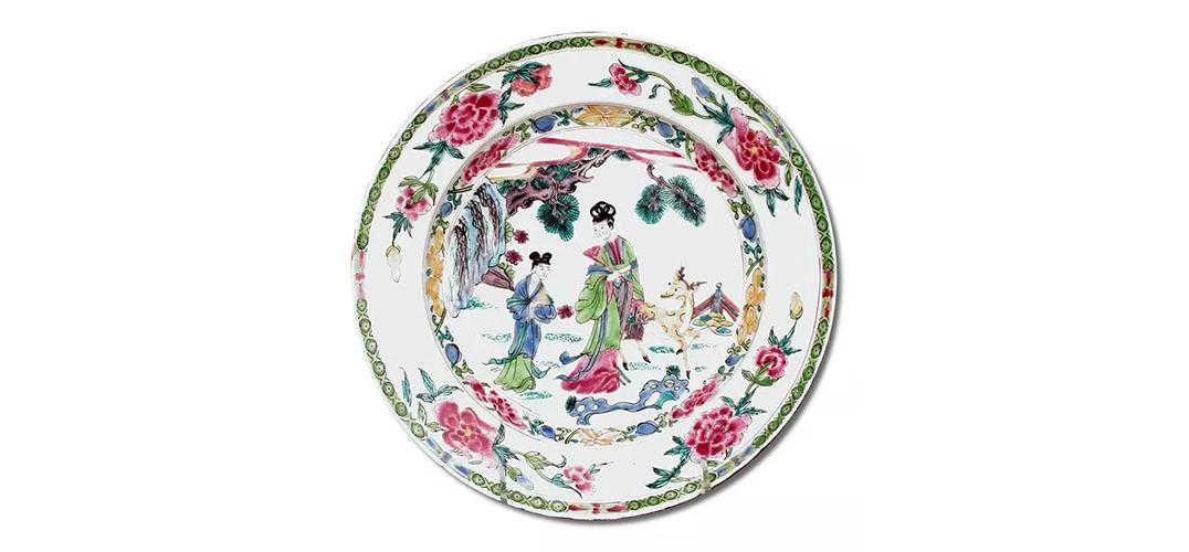 看中国风如何席卷18世纪的欧洲