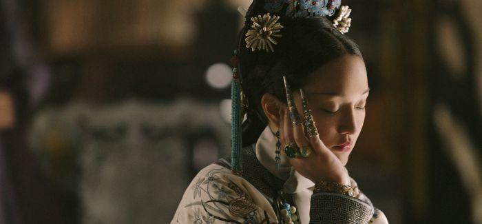 古代后宫妃嫔这样戴首饰