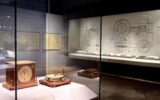 世博历史文献展在上海世博会博物馆开展