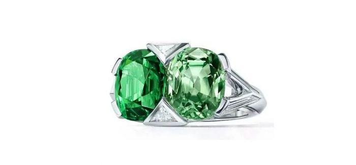 沙弗莱石:珠宝界的新贵