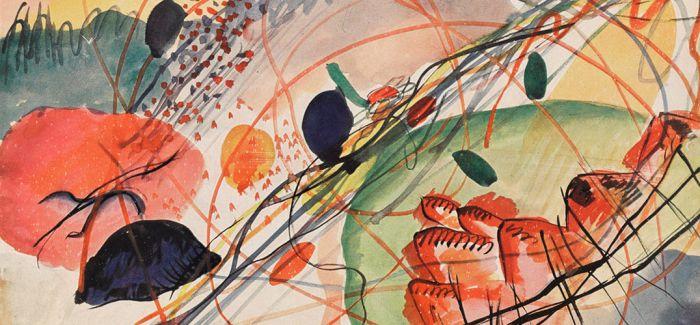 康定斯基的抽象幻想