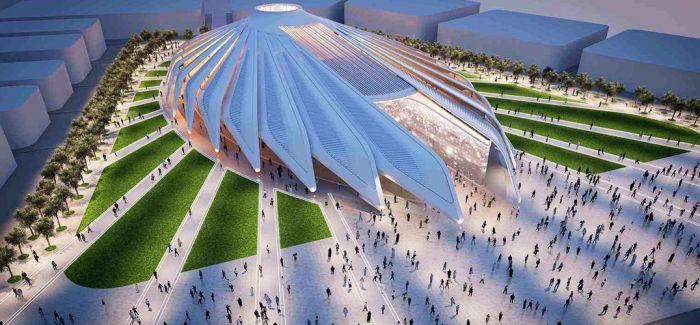 迪拜2020年世博会场馆剧透
