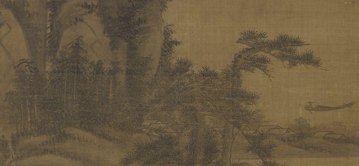"""台北故宫""""巨幅名画展""""中的代表作"""
